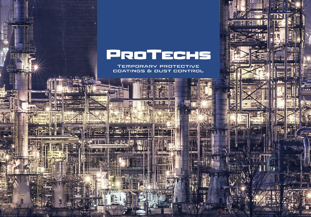 ProTechs Temporary Protective Coatings and Dust Control